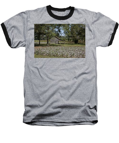 Cotton In Rural Alabama Baseball T-Shirt