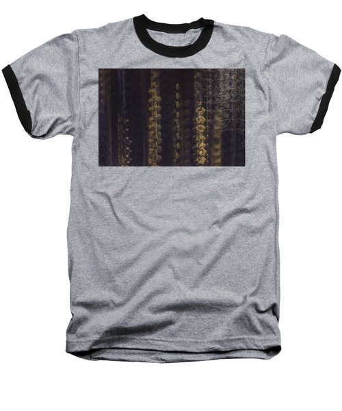 Cottonwoods In Winter Baseball T-Shirt
