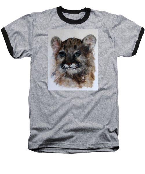 Antares - Cougar Cub Baseball T-Shirt by Barbie Batson
