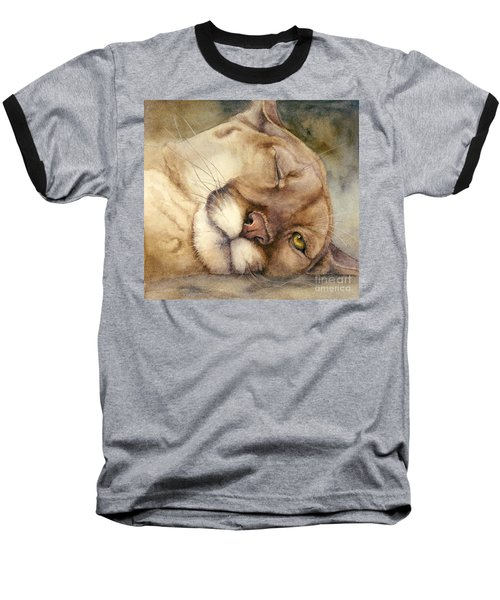 Cougar    I See You     Baseball T-Shirt