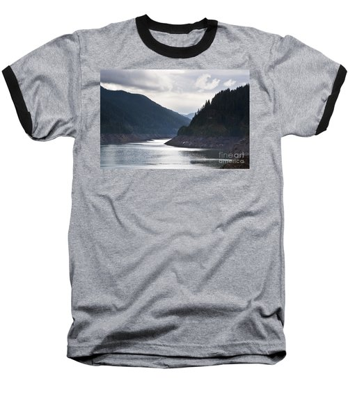 Baseball T-Shirt featuring the photograph Cougar Reservoir by Belinda Greb