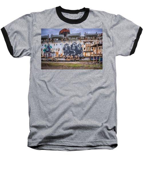 Council Of Monkeys Baseball T-Shirt
