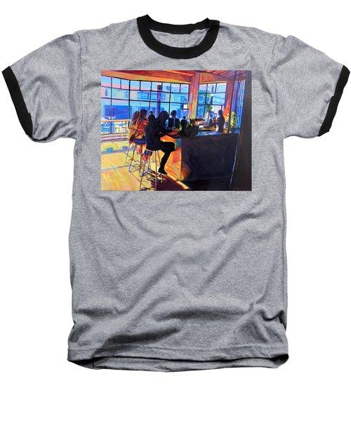 Counterpoint Baseball T-Shirt by Bonnie Lambert