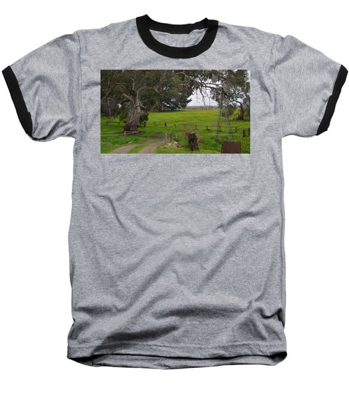 Country Bridge Baseball T-Shirt