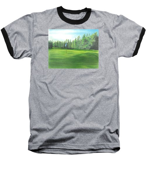 Country Club Baseball T-Shirt