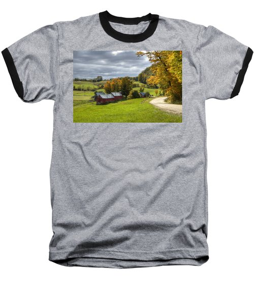 Country Farm Baseball T-Shirt
