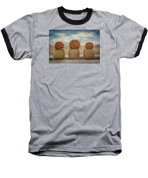 Country Halloween Baseball T-Shirt