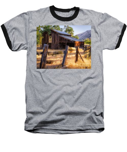 Country In The Foothills Baseball T-Shirt