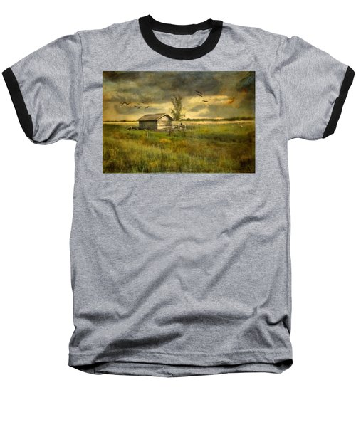 Country Life Baseball T-Shirt