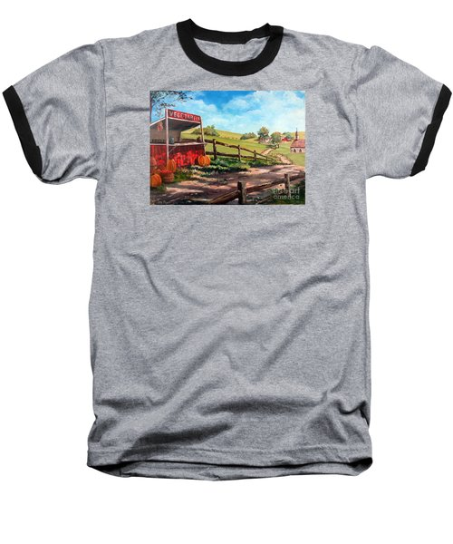 Country Life Baseball T-Shirt