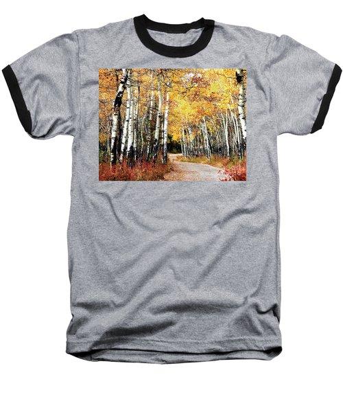 Country Roads Baseball T-Shirt