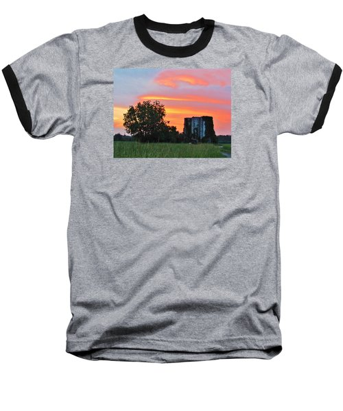Country Sky Baseball T-Shirt