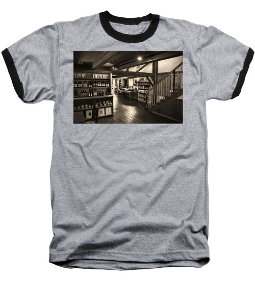Baseball T-Shirt featuring the photograph Country Store by Bill Howard