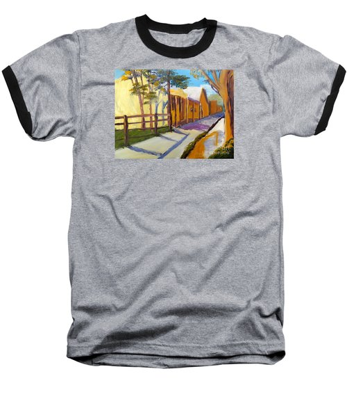 Country Village Baseball T-Shirt