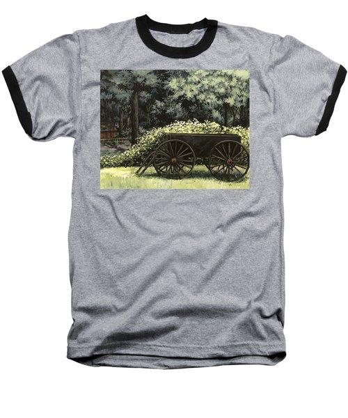 Country Wagon Baseball T-Shirt