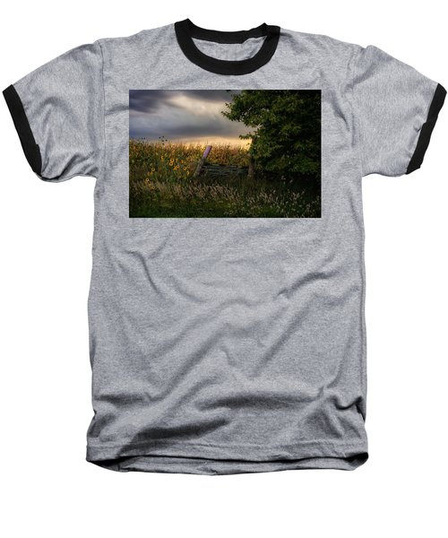 Countryside  Baseball T-Shirt