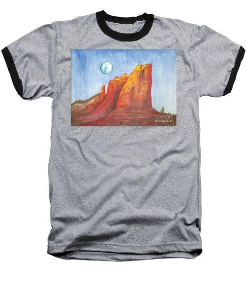 Court House Butte  Baseball T-Shirt