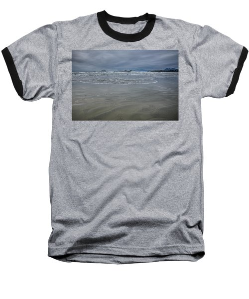 Cox Bay Late Afternoon  Baseball T-Shirt by Roxy Hurtubise