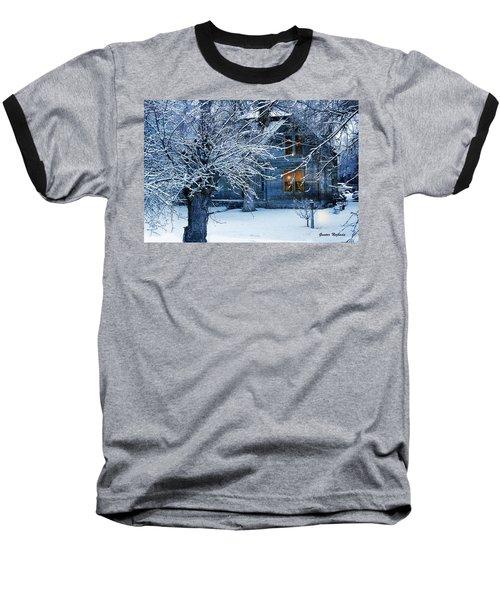 Cozy Baseball T-Shirt