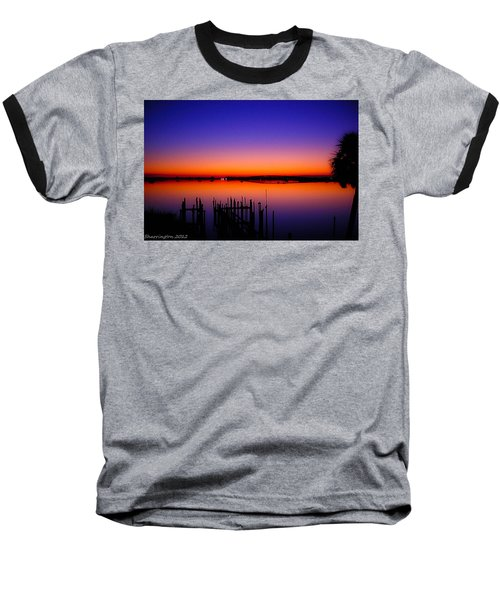 Crack Of Dawn Baseball T-Shirt