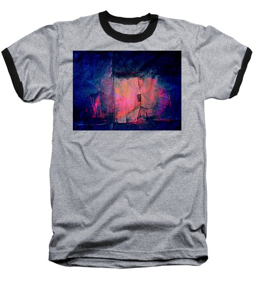 Cracked Baseball T-Shirt