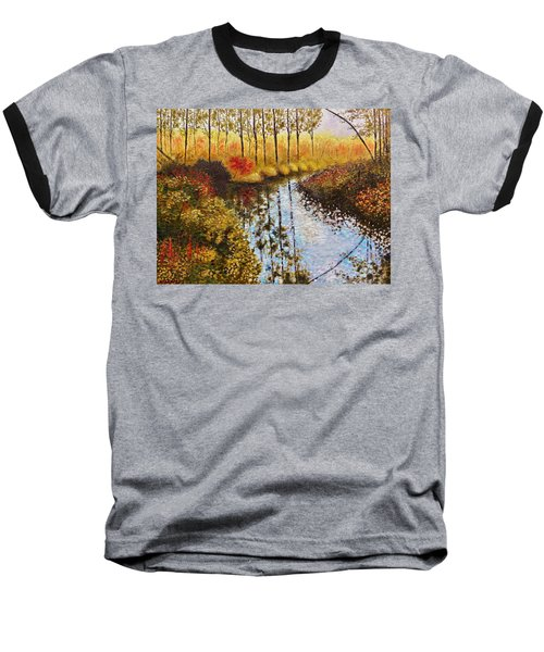 Cranberry Bog Baseball T-Shirt