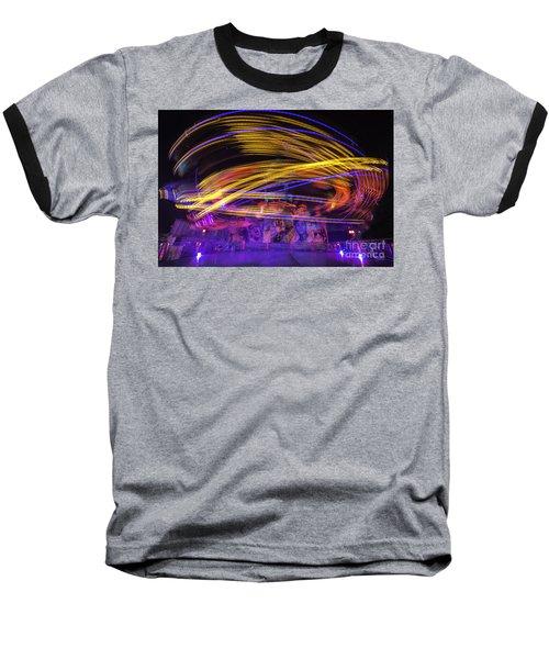 Crazy Ride Baseball T-Shirt