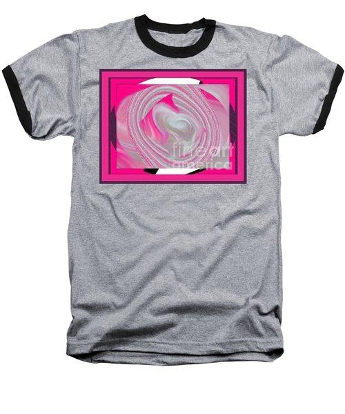 Baseball T-Shirt featuring the digital art Callie by Catherine Lott