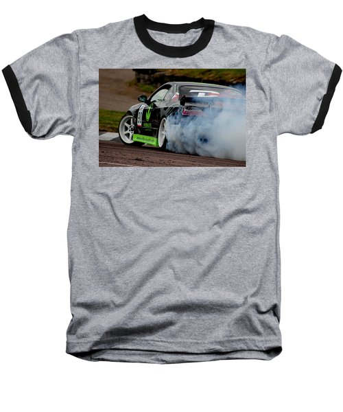 Creating Smoke Baseball T-Shirt