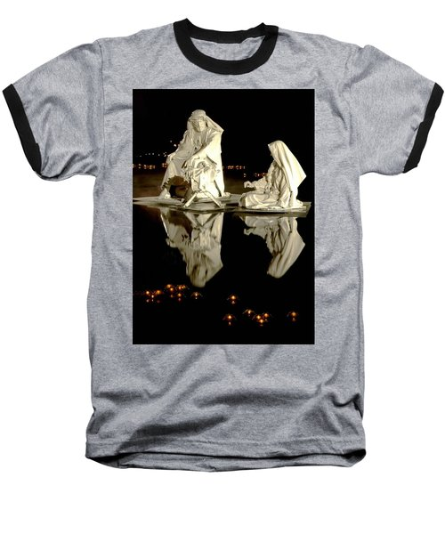 Creche Baseball T-Shirt