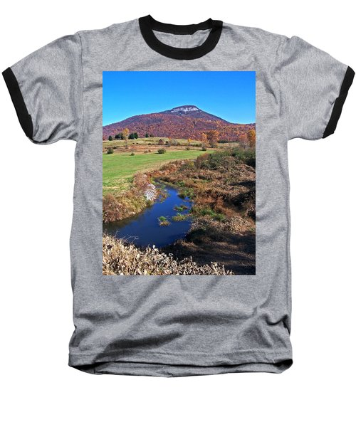 Creek In The Valley Baseball T-Shirt