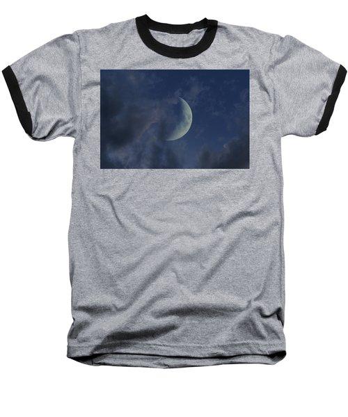Crescent Moon Baseball T-Shirt