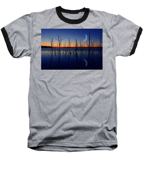 The Crescent Moon Baseball T-Shirt