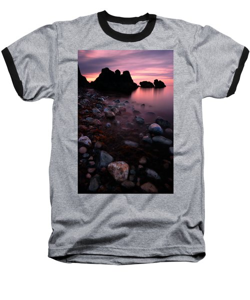 Cromarty Sunrise Baseball T-Shirt