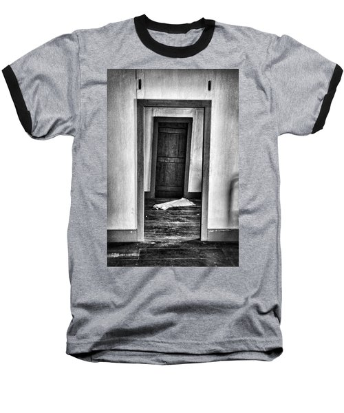 Crooked Door Baseball T-Shirt