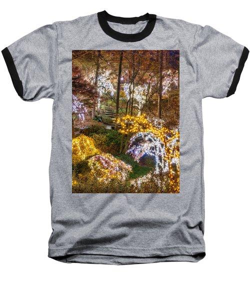Golden Valley - Crop Baseball T-Shirt