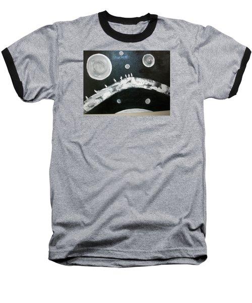 Crossing To Forever Baseball T-Shirt
