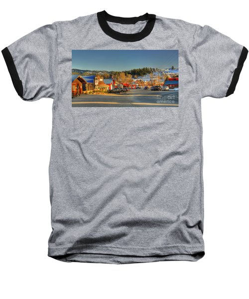 Crouch Main St Baseball T-Shirt