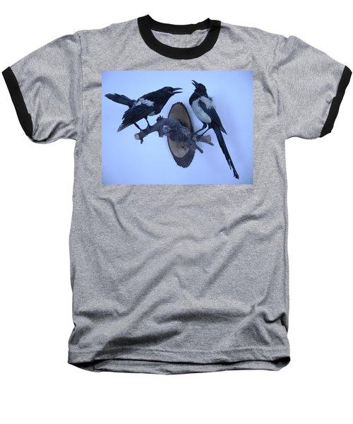 Crows Baseball T-Shirt