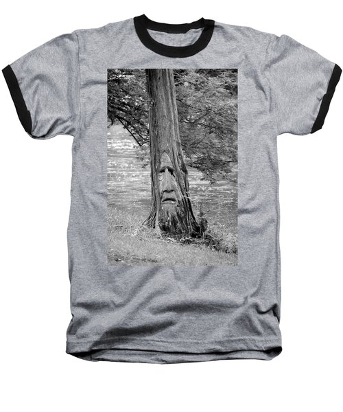 Cry Me A River Baseball T-Shirt by Maria Urso