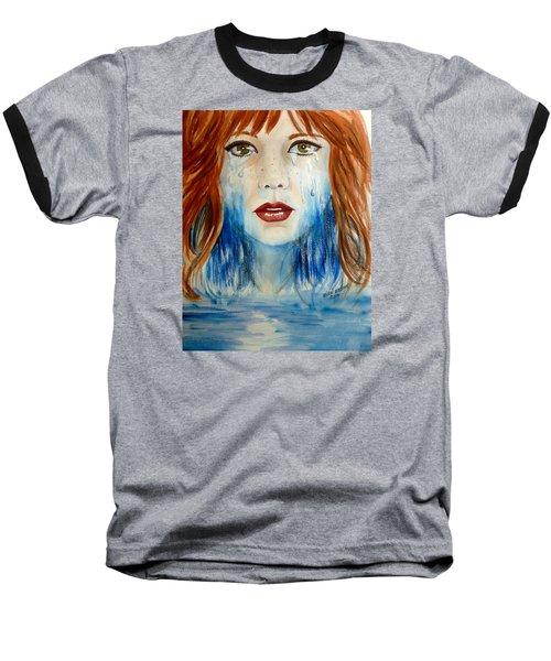 Crying A River Baseball T-Shirt
