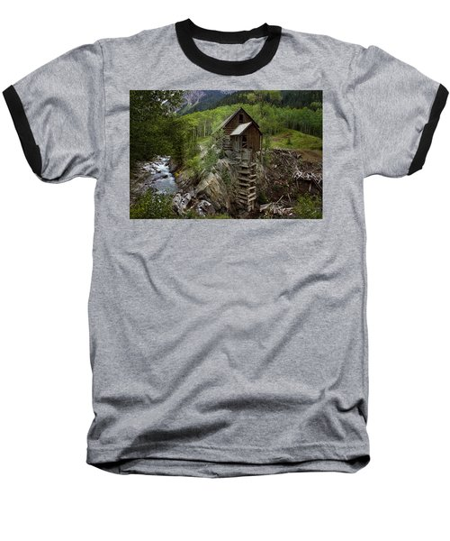Crystal Mill Baseball T-Shirt