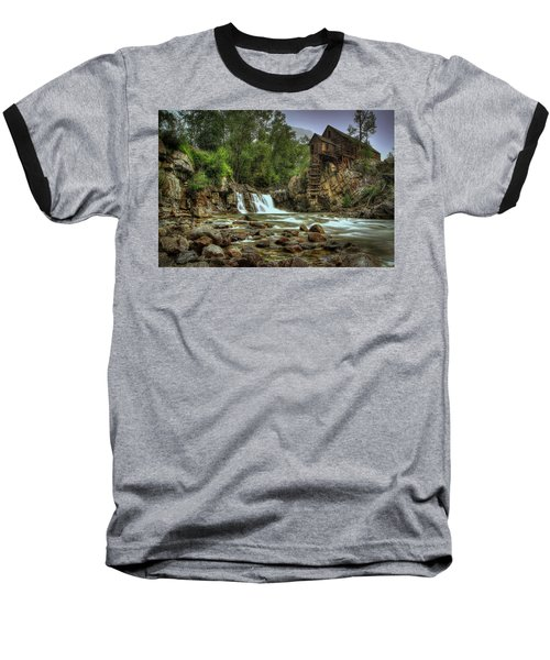 Crystal Mill   Baseball T-Shirt