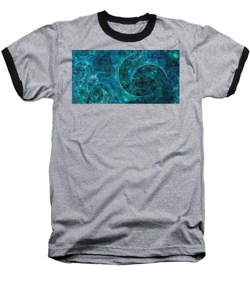 Crystal Nebula-ii Baseball T-Shirt