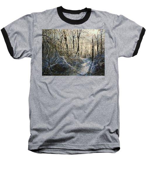 Crystal Path Baseball T-Shirt