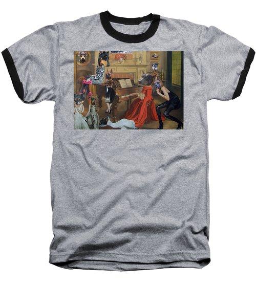 Cscr 16 Baseball T-Shirt