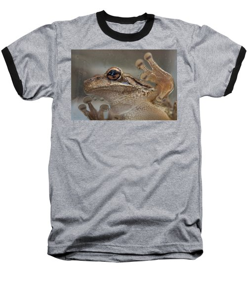 Cuban Treefrog Baseball T-Shirt