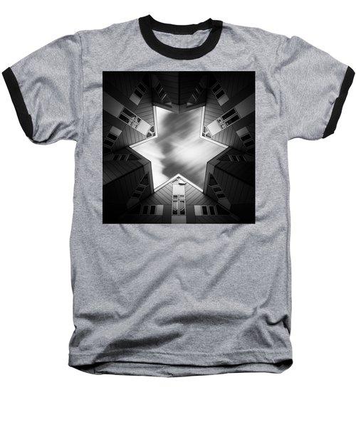 Cubic Star Baseball T-Shirt
