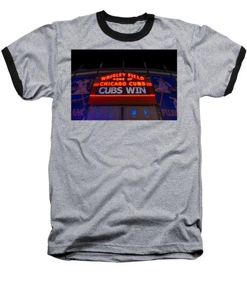 Cubs Win Baseball T-Shirt