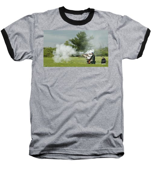 Baseball T-Shirt featuring the photograph Culloden Jacobites by Carol Lynn Coronios